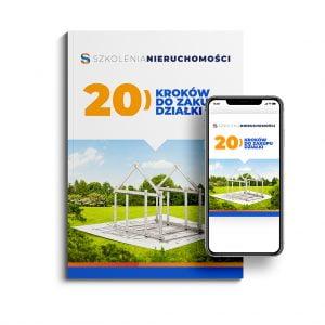 20 kroków do zakupu działki - Szkolenia Nieruchomości